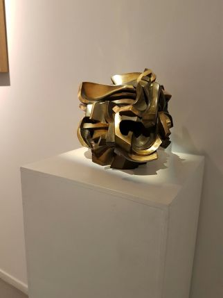 Shaka (Marchal Mithouard) Sculpture en bronze ©C.C