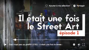 Il était une fois le Street Art - Jim Gabaret et Samuel Boujnah