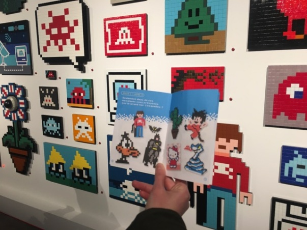 My Game Is - Invader - Musée en Herbe