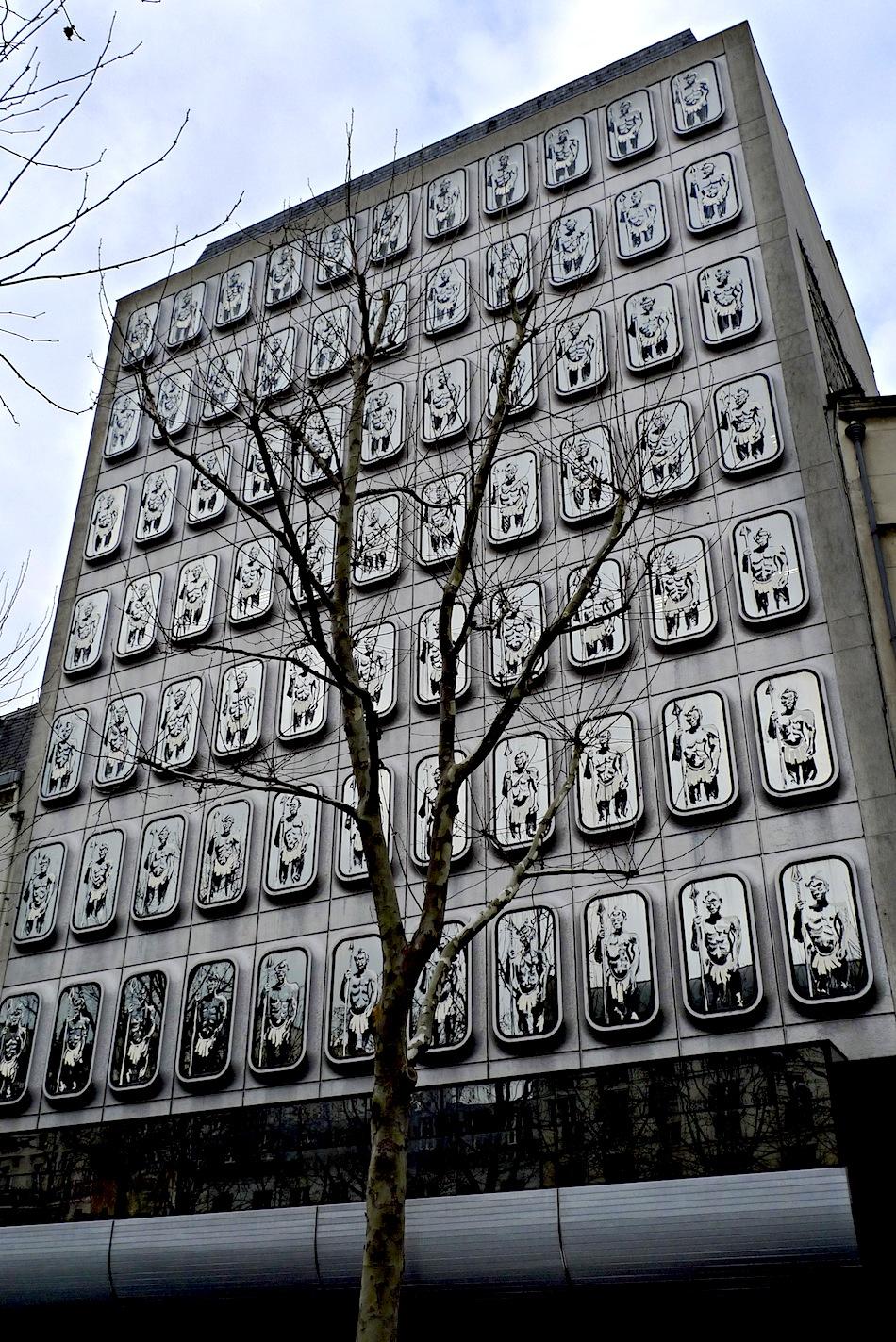 KOUKA, artiste de rue,