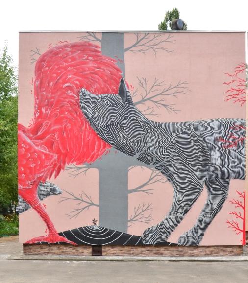 Klone, Le coq rusé 2017