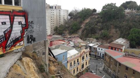 Valparaiso, Chili, 2013 ©Streep 2017