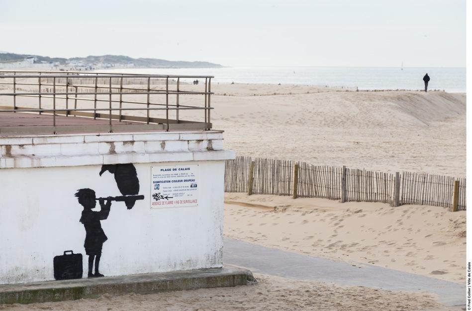 Banksy fillette