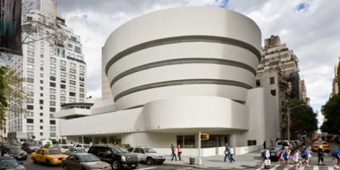 Guggenheim Muséum, New York