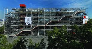 Centre Pomidou, Paris